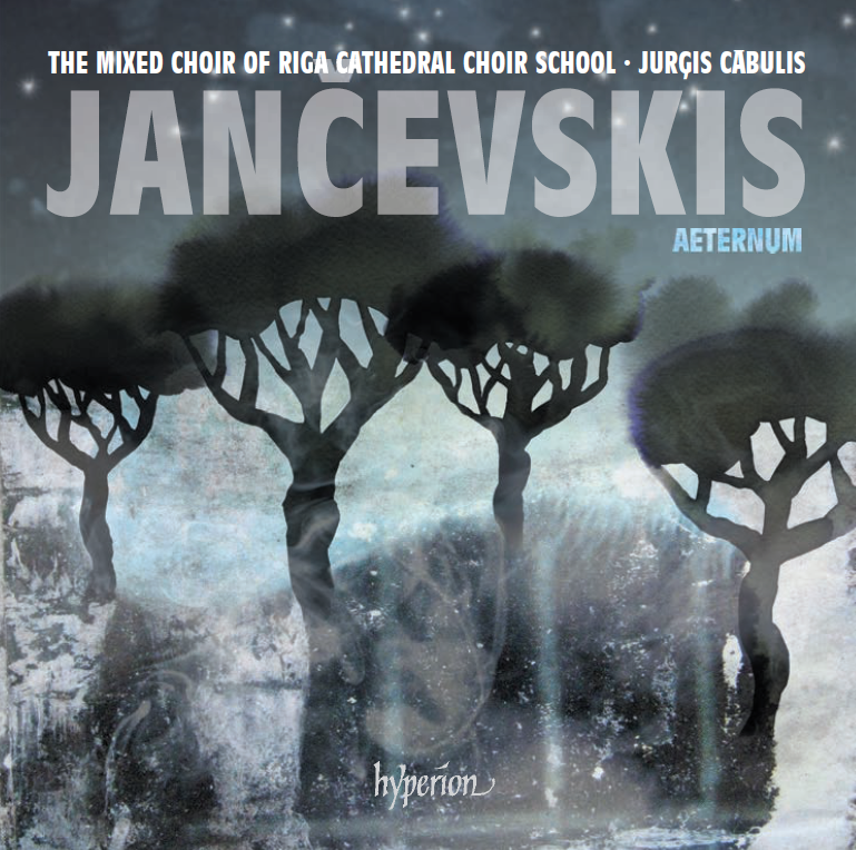 Jēkabs Jančevskis - A NEW RECORD OF CHORAL MUSIC FROM JANČEVSKIS